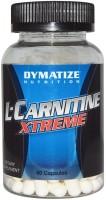 Спалювач жиру Dymatize Nutrition L-Carnitine Xtreme 60 cap 60шт