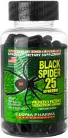 Сжигатель жира Cloma Pharma Black Spider 25 100 cap 100шт