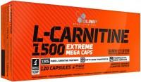 Спалювач жиру Olimp L-Carnitine 1500 120 cap 120шт