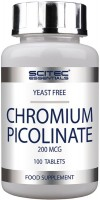 Сжигатель жира Scitec Nutrition Chromium Picolinate 100 tab 100шт
