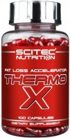 Сжигатель жира Scitec Nutrition Thermo-X 100 cap 100шт
