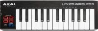 MIDI клавиатура Akai LPK-25 Wireless