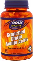 Фото - Аминокислоты Now Branched Chain Amino Acids Caps 120 cap