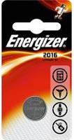 Фото - Аккумуляторная батарейка Energizer  1xCR2016