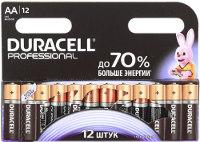 Фото - Аккумулятор / батарейка Duracell  12xAA Professional MN1500