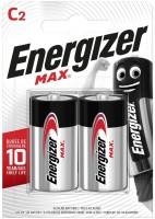 Фото - Аккумулятор / батарейка Energizer Max 2xC