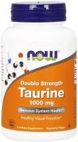 Фото - Аминокислоты Now Taurine 1000 mg 250 cap