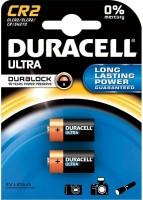 Аккумуляторная батарейка Duracell  2xCR2 Ultra M3