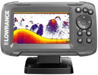 Фото - Эхолот (картплоттер) Lowrance Hook2 4x GPS Bullet