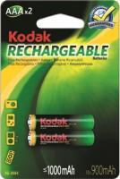 Фото - Аккумуляторная батарейка Kodak 2xAAA 1000 mAh