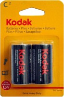 Аккумулятор / батарейка Kodak 2xC Heavy Duty