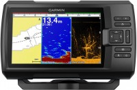 Фото - Эхолот (картплоттер) Garmin Striker Plus 7cv