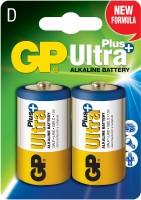 Фото - Аккумулятор / батарейка GP Ultra PLus 2xD