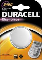 Аккумуляторная батарейка Duracell 1xCR2450