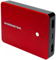 Фото - Powerbank аккумулятор Monster Power Bank 10000
