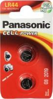 Фото - Аккумулятор / батарейка Panasonic  2xLR44