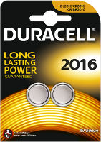 Фото - Аккумулятор / батарейка Duracell  2xCR2016 DSN