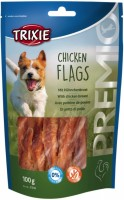 Фото - Корм для собак Trixie Premio Chicken Flags 0.1 kg