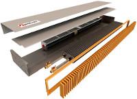 Фото - Радиатор отопления Polvax KV.C (290/1250/110)