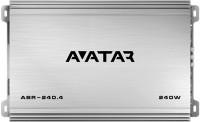 Автопідсилювач Avatar ABR-240.4