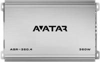 Автопідсилювач Avatar ABR-360.4