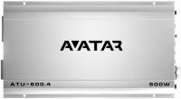Автопідсилювач Avatar ATU-600.4