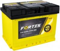 Фото - Автоаккумулятор Fortis Standard (6CT-85RL)