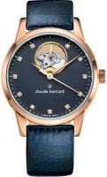 Фото - Наручные часы Claude Bernard 85018 37R BUIPR1