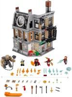 Конструктор Lego Sanctum Sanctorum Showdown 76108