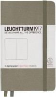 Блокнот Leuchtturm1917 Dots Notebook Pocket Taupe