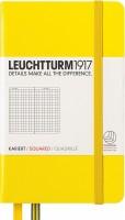 Блокнот Leuchtturm1917 Squared Notebook Pocket Yellow