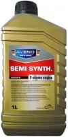 Моторное масло Aveno Semi Synth. 2-Stroke Engine 1L 1л