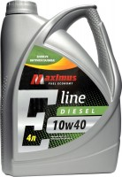 Моторное масло Maximus E-Line Diesel 10W-40 4л