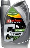 Моторное масло Maximus E-Line Diesel 15W-40 1л