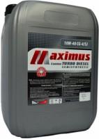 Моторное масло Maximus Camion Turbo Diesel 10W-40 CG-4/SJ 18L 18л