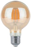 Лампочка Gauss LED G95 6W 2400K E27 105802006
