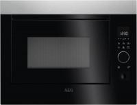 Фото - Встраиваемая микроволновая печь AEG MBE 2658D M