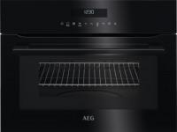 Встраиваемая микроволновая печь AEG KMR 721000 B