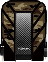 """Жесткий диск A-Data DashDrive Durable HD710MP 2.5"""" AHD710MP-1TU31-CCF 1ТБ"""