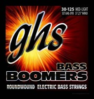 Фото - Струны GHS Bass Boomers 6-String 30-126
