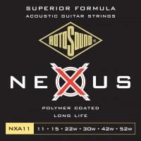 Фото - Струны Rotosound Nexus Acoustic 11-52