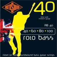 Струны Rotosound Rotobass 40-100