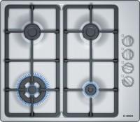 Bosch PBH 6C5 B90R нержавеющая сталь - купить варочную поверхность: цены, отзывы, характеристики > стоимость в магазинах Украины: Киев, Днепропетровск, Львов, Одесса