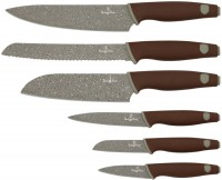 Фото - Набор ножей Berlinger Haus Granit Diamond BH-2113