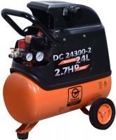 Компрессор Limex Expert DC 24300-2 57263 24л, без аксессуаров