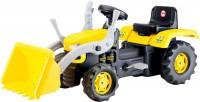 Веломобиль Dolu Tractor Excavator