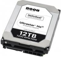 Жесткий диск Hitachi Ultrastar He12 HUH721212ALE604 12ТБ