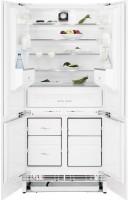 Встраиваемый холодильник Zanussi ZBB 46465