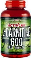 Спалювач жиру Activlab L-Carnitine 600 60шт
