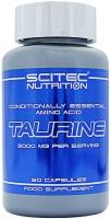 Фото - Амінокислоти Scitec Nutrition Taurine 90 cap